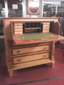 Antique butlers chest