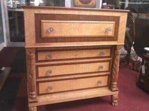 antique butler desk