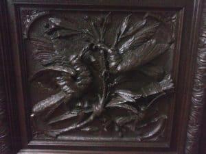 Carved Antique