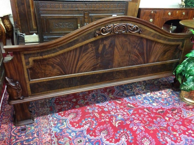 Victorian Style Reproduction King Size Bed Quot Sold Quot ⋆ Bohemian S