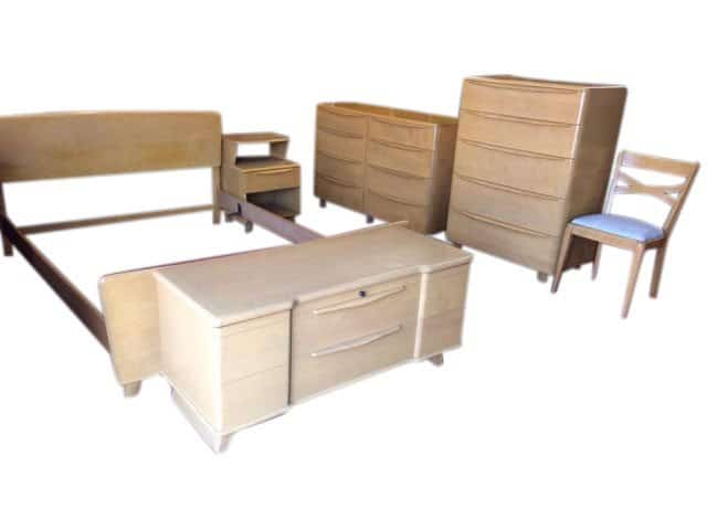 Heywood Wakefield Bedroom Set \
