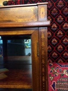 Inlaid China Cabinet