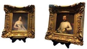 Antique Oil Paintings