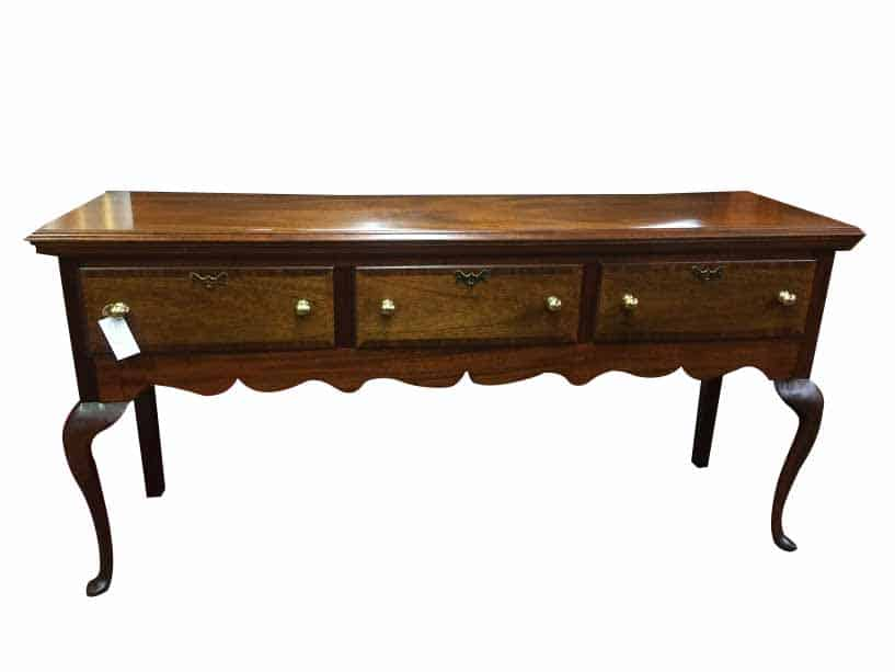 Councill craftsman buffet pre owned bohemian 39 s for Sideboard queens