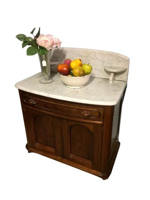 Antique Victorian Marble Top Washstand Quot Sold Quot ⋆ Bohemian S