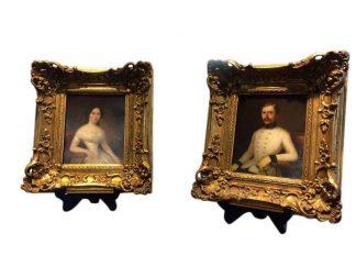 antique portraits