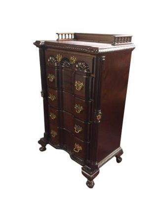 antique jewelry chest