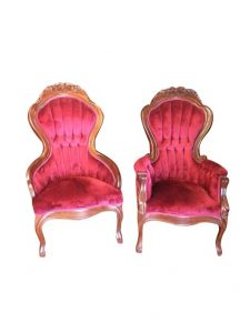 Victorian Style Chairs Reproduction ...