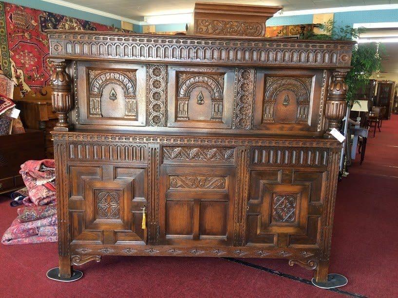 Kittinger Antique Buffet ⋆ Bohemian S