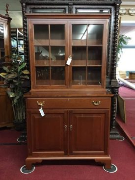 suters china cabinet