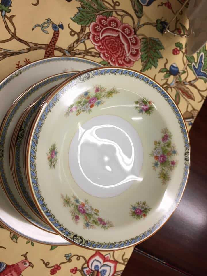 Noritake Service For Six China Quot Sold Quot ⋆ Bohemian S