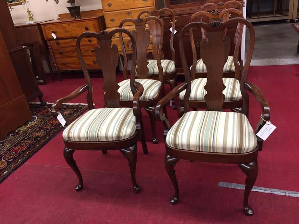... pennsylvania house furniture for sale queen anne chairs - Pennsylvania House Dining Chairs ⋆ Bohemian's