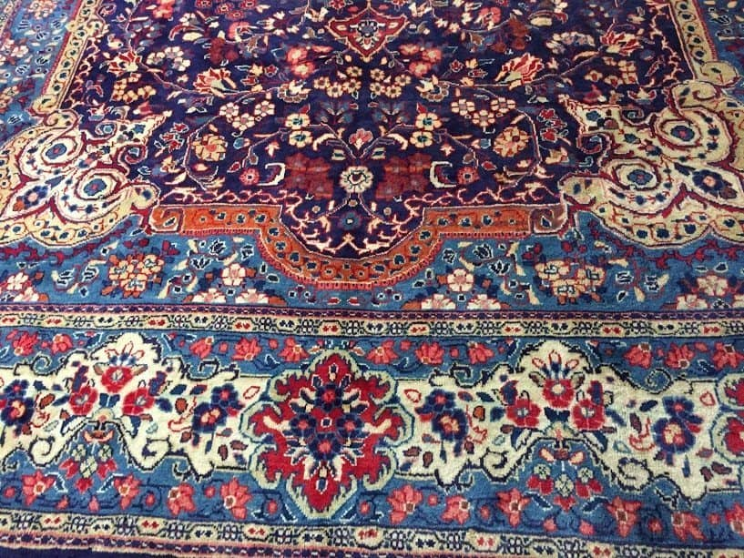 Persian Rug 10 By 13 Purple Rug ⋆ Bohemian S