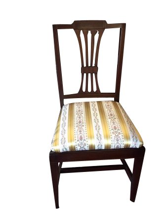Potthast Inlaid Chairs
