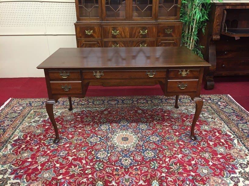 virginia craftsman cherry desk