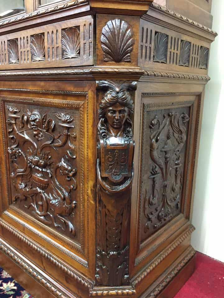 Spanish Hutch Antique Spanish Cabinet ⋆ Bohemian S
