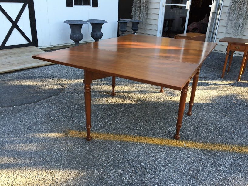 Drop Leaf Table Amish Furniture Bohemian S