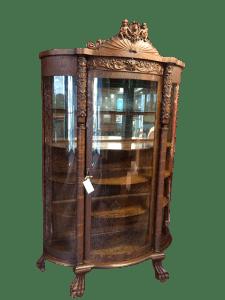 antique china cabints