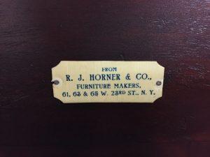 Antique Horner Furniture