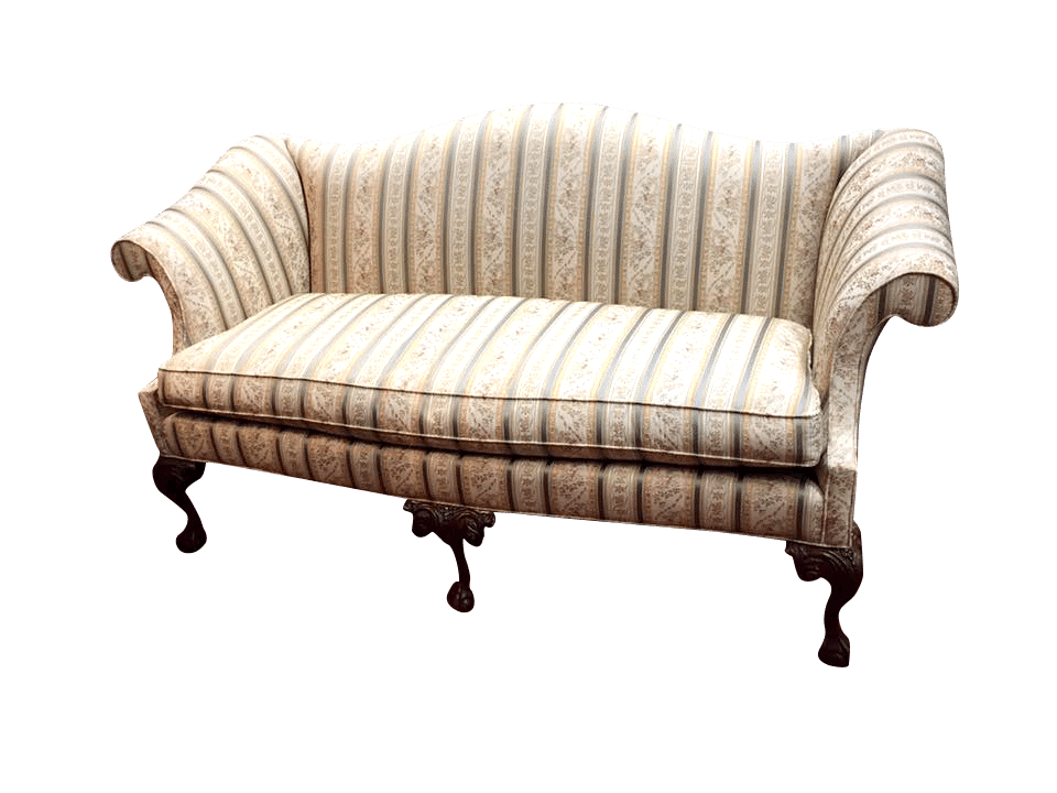 Astounding Southwood Chippendale Style Loveseats Sold Bohemians Machost Co Dining Chair Design Ideas Machostcouk