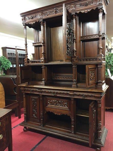 ... French Renaissance Antique Cabinet ... - Antique French Renaissance Cabinet ⋆ Bohemian's