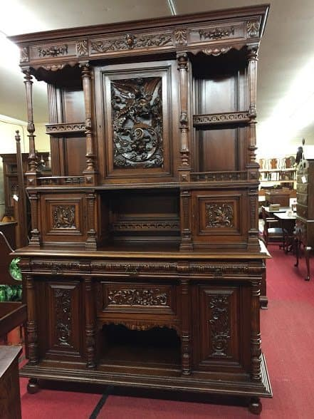 Antique French Furniture Antique French Cabinet ... - Antique French Renaissance Cabinet ⋆ Bohemian's