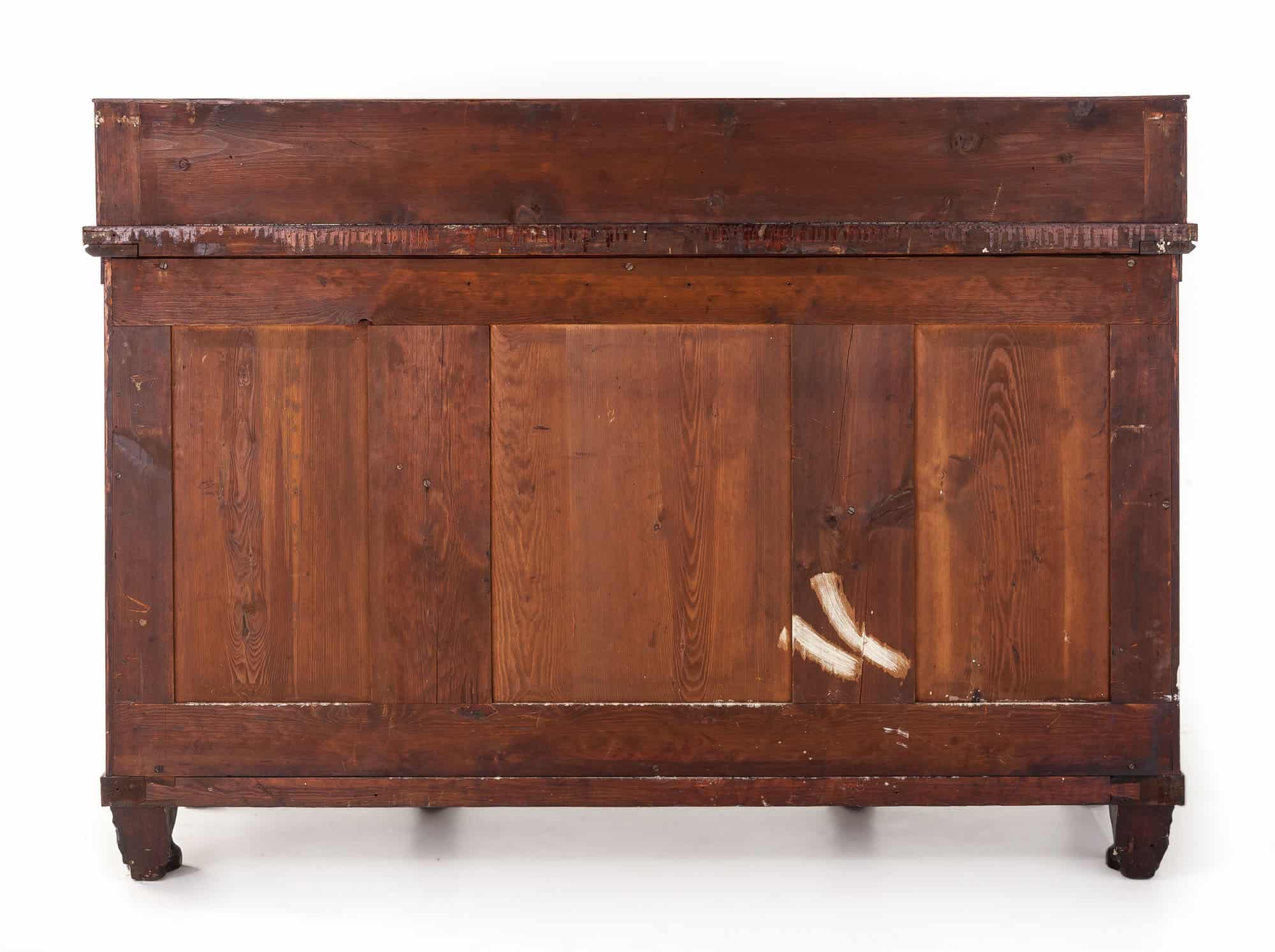 Antique Mahogany Empire Sideboard Quot Sold Quot ⋆ Bohemian S