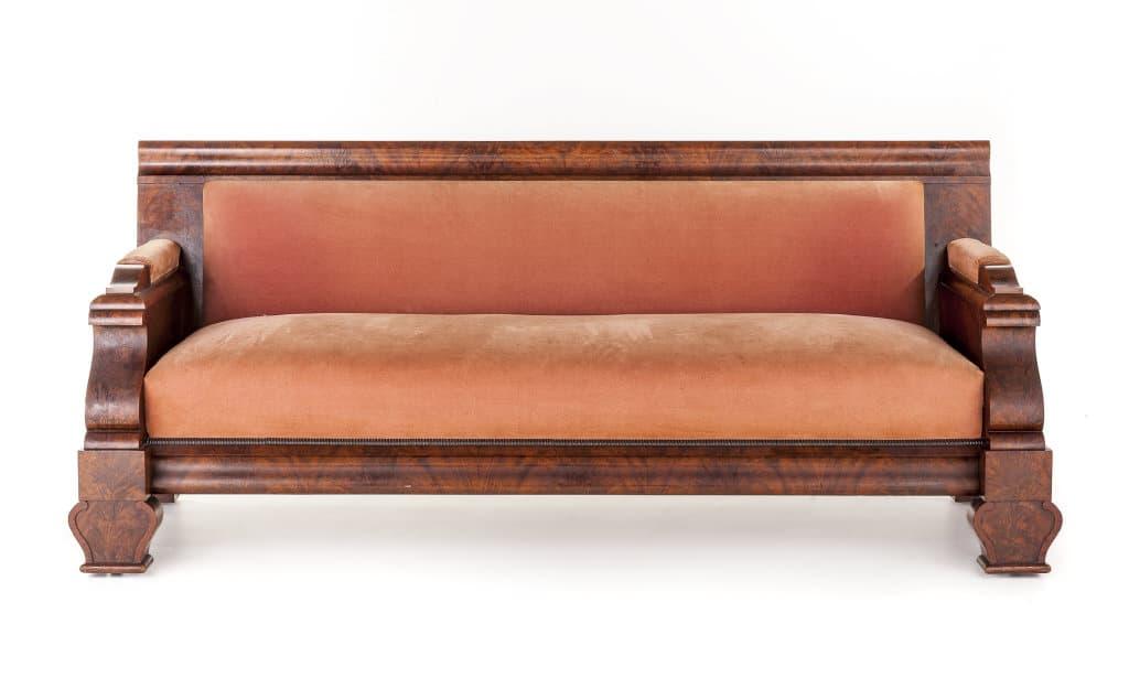 Antique Sofa Empire