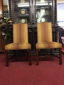 Henkel Harris dining chairs