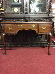 Mahogany Colonial Style Desk