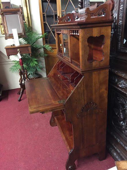 Antique Secretary Desk ⋆ Bohemian S
