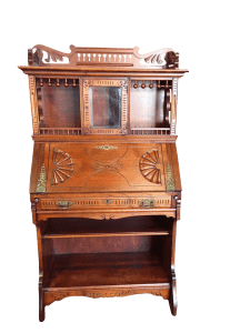 antique victorian secretary desk