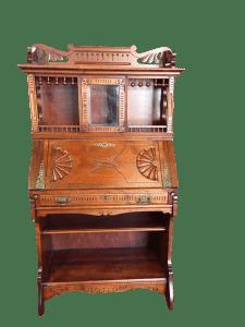 antique victorian secretary desk
