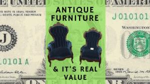 Antique Furniture Values