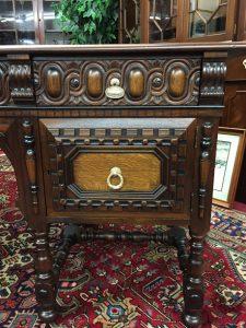 antique partner desk