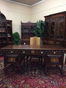 antique partners desk