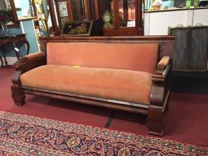 antique empire sofa