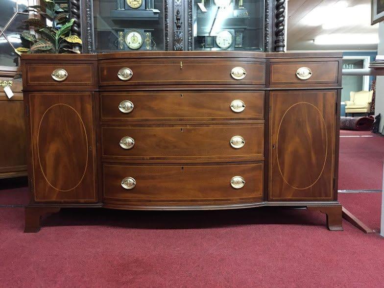 vintage buffet kittinger furniture ... - Vintage Buffet - Kittinger Furniture ⋆ Bohemian's Antique Furniture