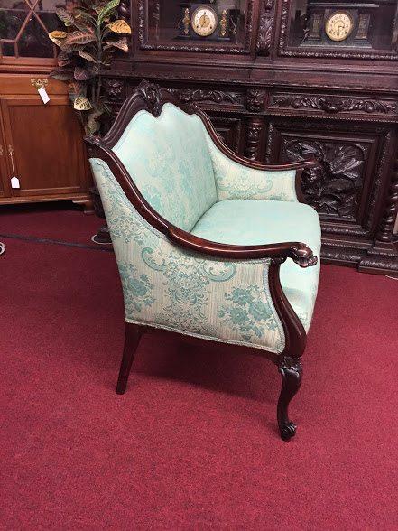 Victorian Sofa Victorian Settee ⋆ Bohemian S