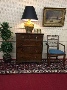 antique oak chest