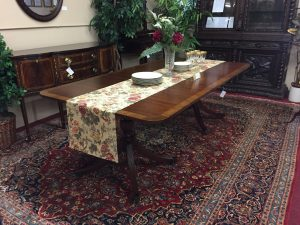 Baker Furniture And Their Museum Of Antiques