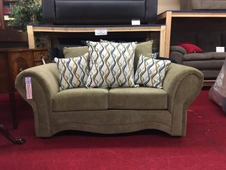 olive loveseat