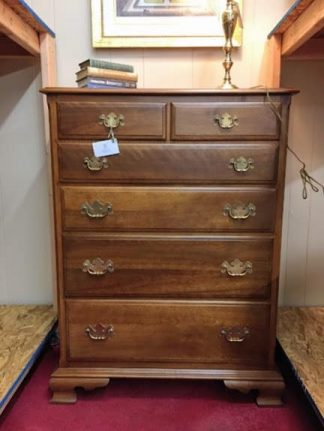 Ethan Allen Maple Chest