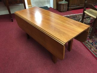harden cherry coffee table