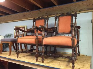 jacobean chairs