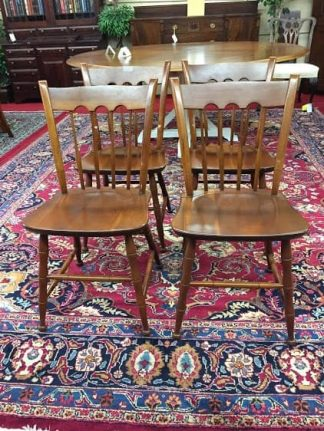kling cherry chairs
