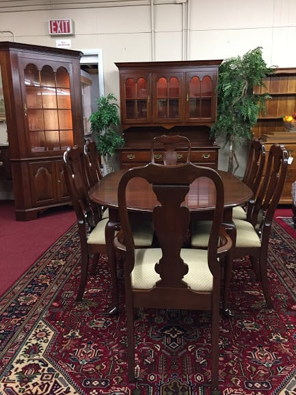 Colonial Furniture Table And Chairs ⋆ Bohemian S