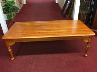 mohawk cherry coffee table