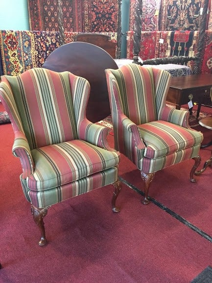 Hickory Chair Wing Chairs