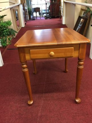 mohawk cherry end table